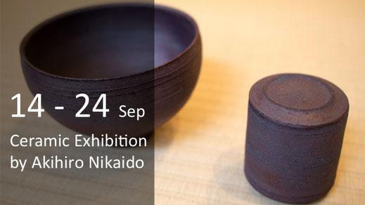Akihiro Nikaido Ceramics