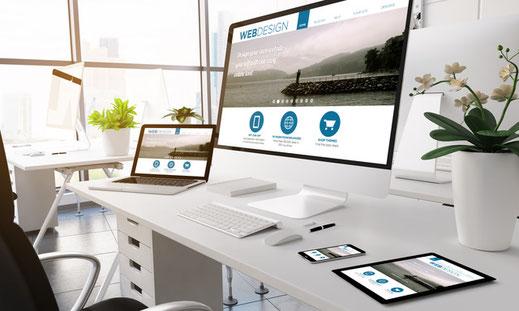 最新のWebデザインを提供します