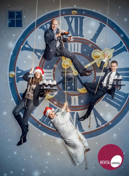 Revita Weihnachtskarte © Michael Schnabl