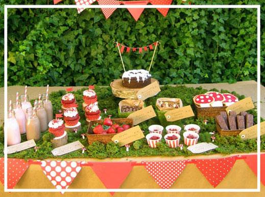 inspiratie, tafeldecoratie, verjaardag, oranje, sweettable, cupcakes, papieren rietjes