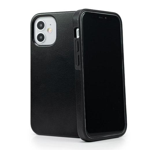 iPhone 12 Mini Hülle aus Kunst leder