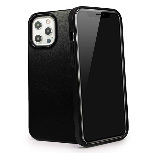 Corium iPhone 12 Hülle in Schwarz