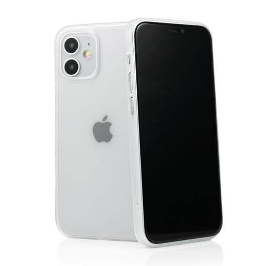 Tenuis iPhone 12 Mini Hülle in Weiss