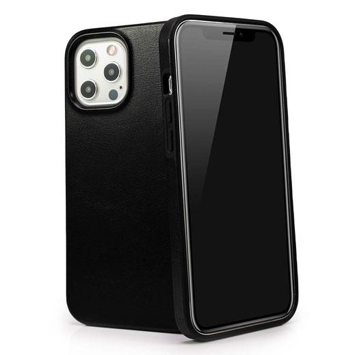 Corium iPhone 12 Pro Hülle in Schwarz