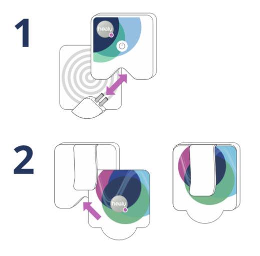 Healy Coil: einfache Benutzung