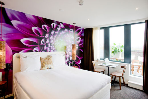 Ein Zimmer im Conscious Hotel Amsterdam
