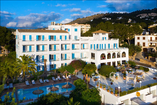 Drohnenbilder Mallorca