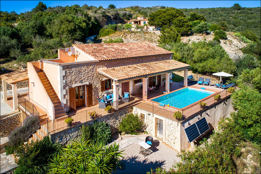 Drohne Luftaufnahmen Mallorca