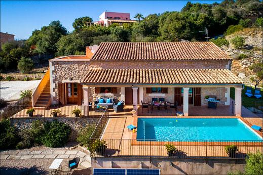 Drohne Luftbilder Mallorca