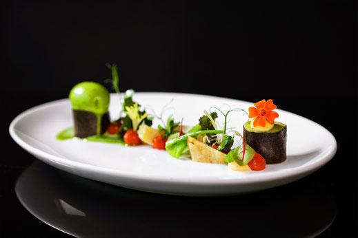 Foodfotografie Sterneküche