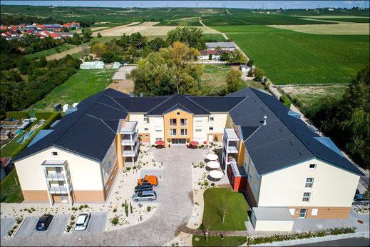 Luftaufnahmen Rheinland-Pfalz