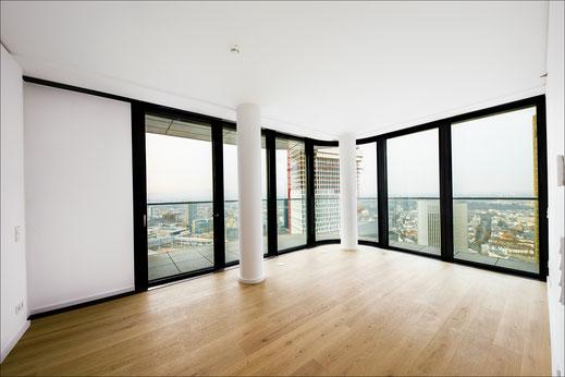 Immobilienfotograf Privatwohnung Frankfurt