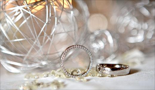 Produktfotograf Hochzeitsringe Frankfurt