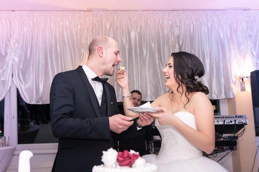Serbische Hochzeit und Kirchliche Trauung in der Serbisch-Orthodoxen Kirche in Frankfurt und Hochzeitsfeier in Dreieich