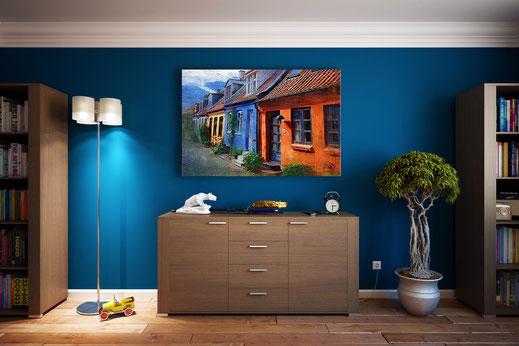 Foto als Wandbild, Poster auf Acryl-Direktdruck bestellen