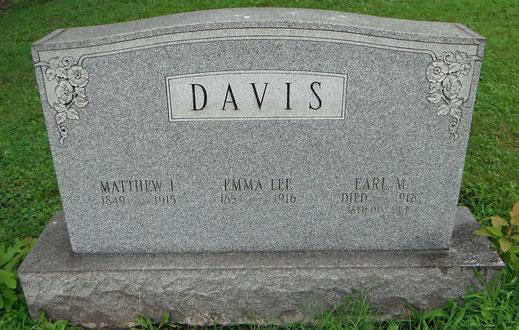 Tombe d'Earl - Earl's grave - FindaGrave.com