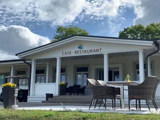 Golfplatz Baltic Hills in Korswandt, Clubhaus 052019 Photo © Peter Schmidt