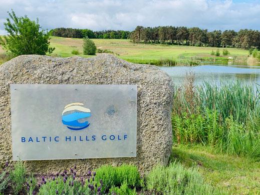 Golfplatz Baltic Hills in Korswandt_View 18. Loch_052019 Photo © Peter Schmidt