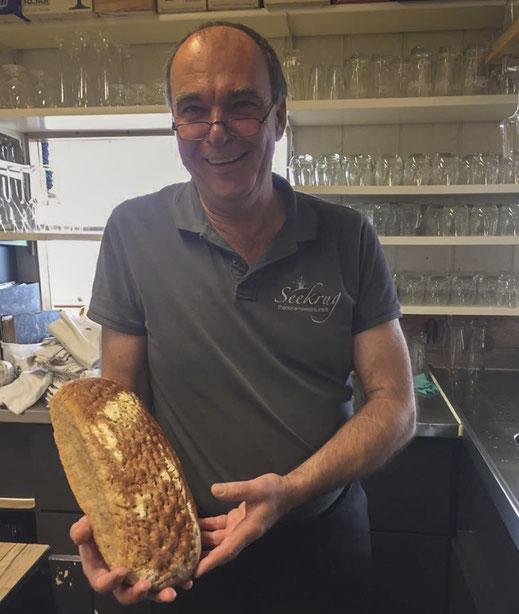 Bio Bäckerei Seekrug, Langeoog, Ostfriesland, Brot, Biohotel Strandeck