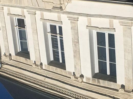 restauration façade XVIIe siècle - Normandie Montivilliers