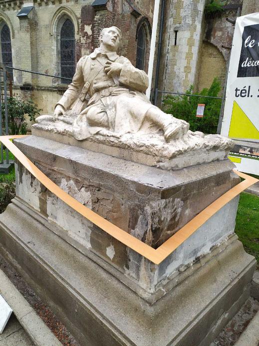 la restauration d'un monument historique