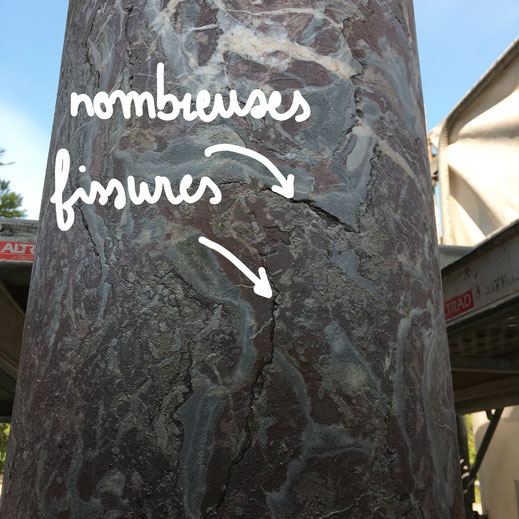 restauration marbre languedoc