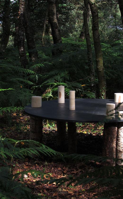 Gamme de mobilier LMP design - Guillaume Thireau