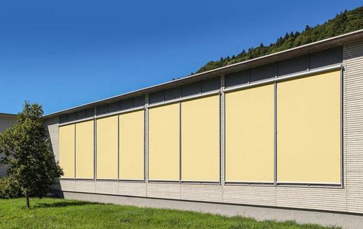 markilux 720 / 820 Vertikal Kassettenmarkise - Fenstermarkise