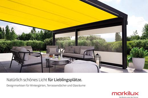 Download Designmarkisen für Wintergärten, Terrassendächer und Glasräume