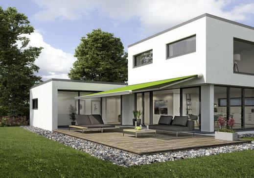 markilux MX-1 compact  Gelenkarmmarkise für Terrasse und Balkon