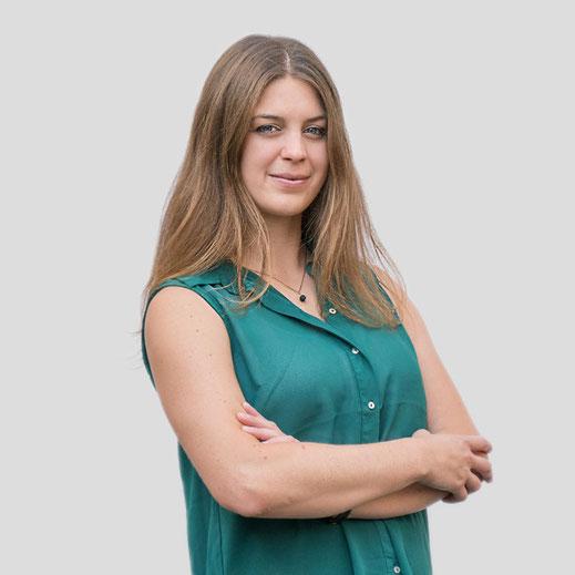 Anna Scheffold, Consultant Digital Customer Experience bei Unterschied & Macher