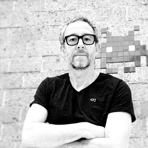 Marcus Goldemann, Kreativ-Direktor bei Unterschied & Macher