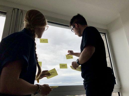 Design Thinking Hackathon   Unterschied & Macher