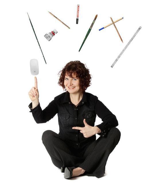Jennifer Horn, Grafikdesign, Werbeagentur, Webdesign, Logoentwurf