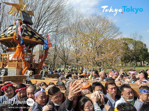東日本大震災復興祭,第十回,令和2年 3月15日, 2020年は開催中止, 足立区舎人公園,