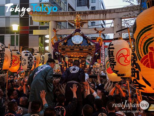 下谷神社大祭, 2020年度, 本社千貫神輿, 上野神輿, 御徒町, アメ横神輿渡御,