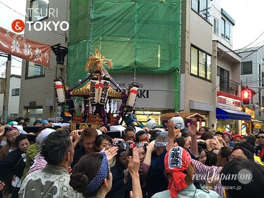 萩・世田谷 幕末維新祭り ⓒreal Japan on