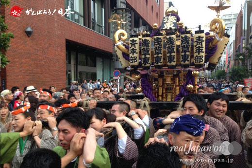 5月15日・17:50  撮影【浅草東】