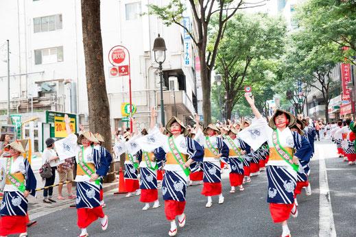 第20回 渋谷・鹿児島おはら祭, 渋谷道玄坂, 文化村通り, 渋谷・鹿児島おはら祭実行委員会