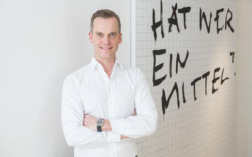 Dr. Timm Golüke, Gründer von Royal Fern Anti-Aging Skincare