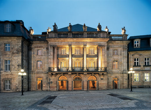 A night at the opera. Mit Wagner und Co. in Bayreuth