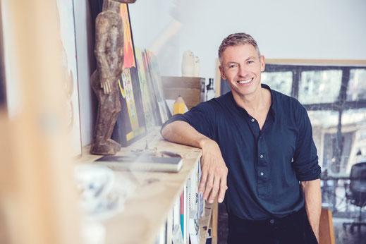 Olaf Hajek, Illustrator und Künstler
