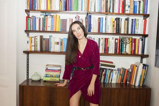 Mirna Funk, Autorin