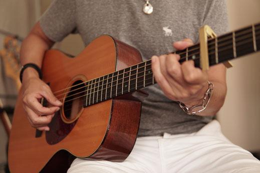 アコースティックギター教室 shibuya