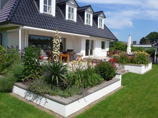 Mauern und treppen scharnweber garten und landschaftsbau for Gartengestaltung treppe