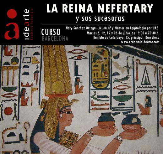 Nefertary; Valle de las reinas; QV66; Ramsés II; Reino Nuevo; reina de Egipto; Naty Sánchez Ortega;