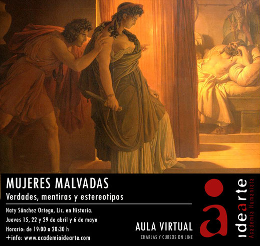 curso online; mujer; literatura; Academia Idearte; Naty Sánchez Ortega;