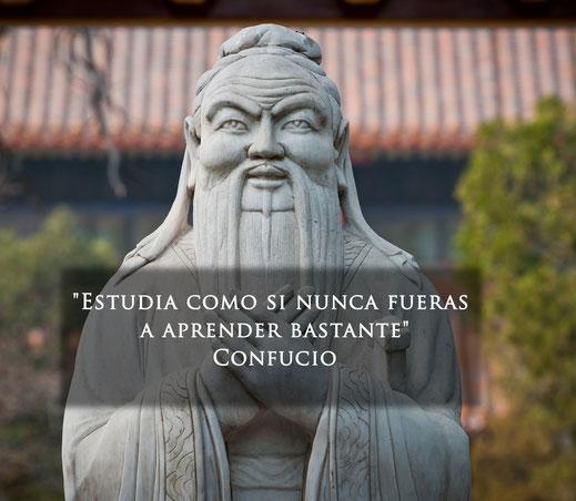 Confucio; ética; política; educación; cursos; Academia humanista idearte;