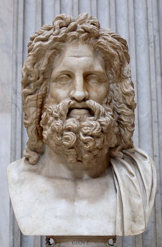 Zeus; Olimpo; mitología griega; mitos; dioses; Academia Humanista Idearte; Naty Sánchez Ortega;