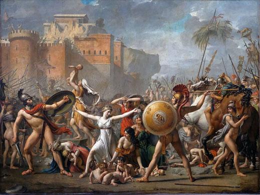 Sabinas; Roma; historia; arte;